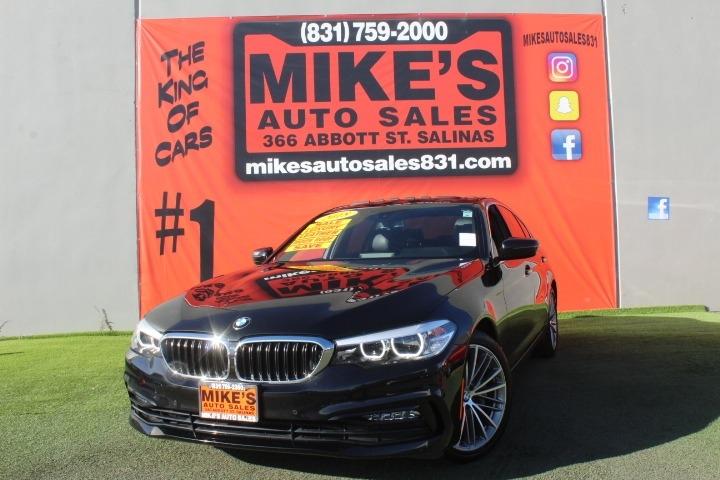 Used 2018 BMW 5-Series 530i Sedan in Salinas, CA