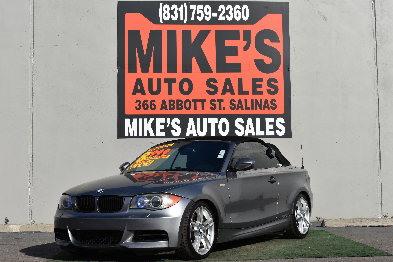 2011 BMW 1-Series 2dr Conv 135i in Salinas, CA