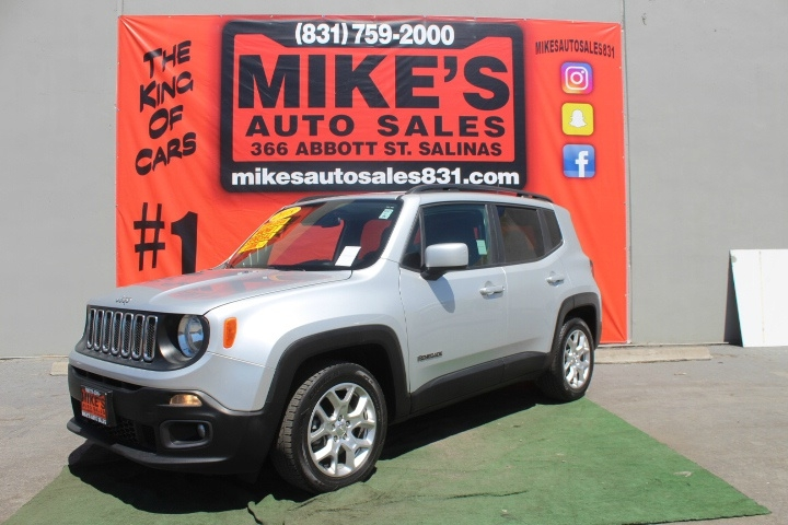2018 Jeep Renegade Latitude FWD in Salinas, CA