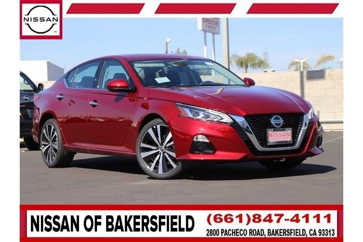 New 2021 Nissan Altima 2.5 Platinum in Bakersfield, CA
