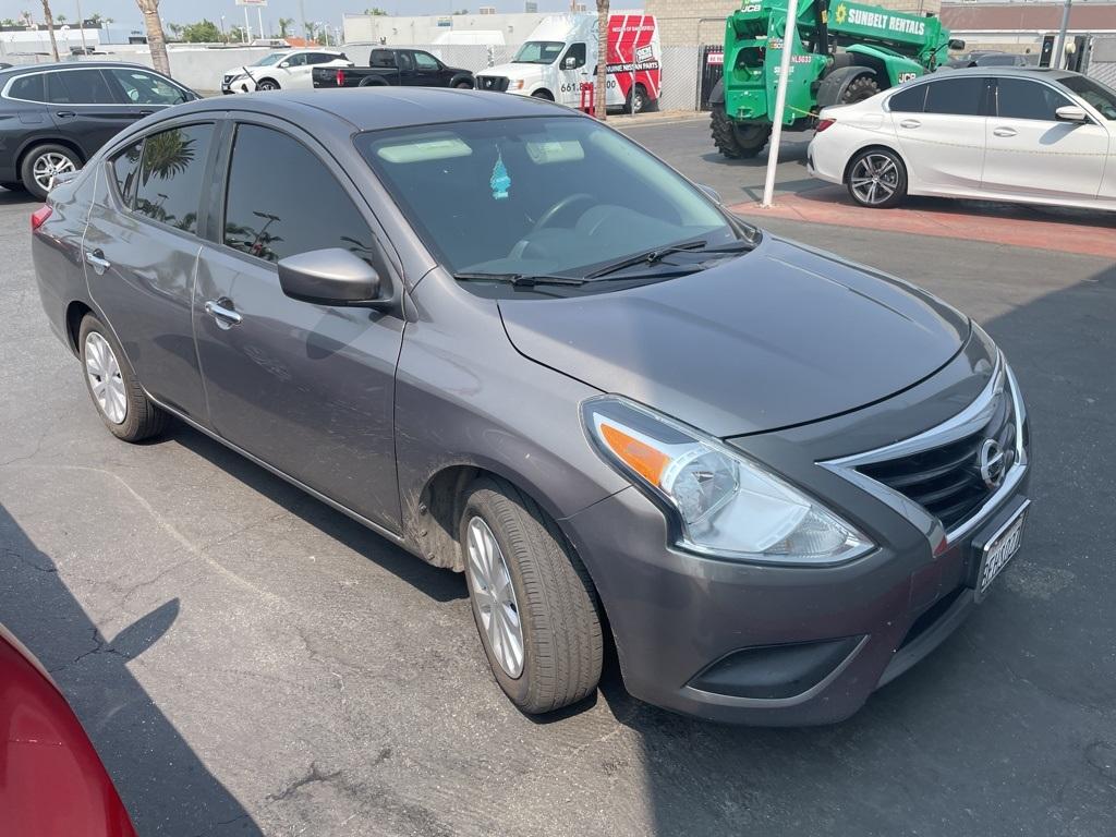 Used 2017 Nissan Versa 1.6 SV in Bakersfield, CA