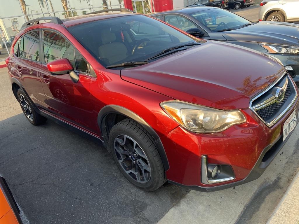 Used 2016 Subaru Crosstrek 2.0i Premium in Bakersfield, CA