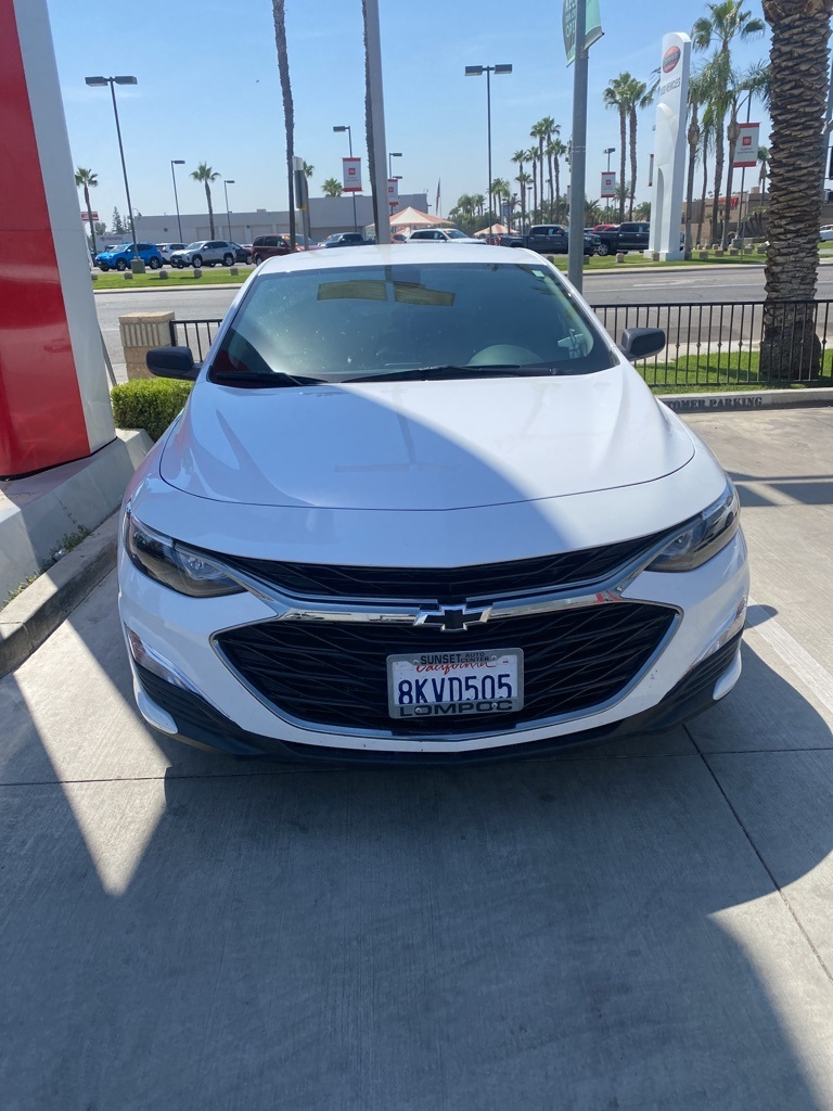 Used 2019 Chevrolet Malibu RS in Bakersfield, CA