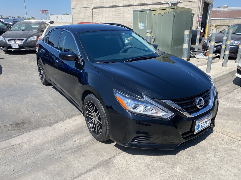 Used 2018 Nissan Altima 2.5 S in Bakersfield, CA