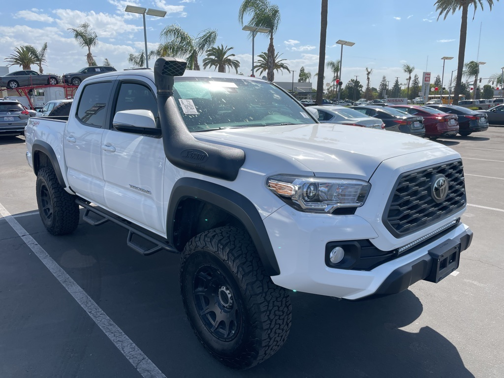 Used 2020 Toyota Tacoma TRD Offroad in Bakersfield, CA