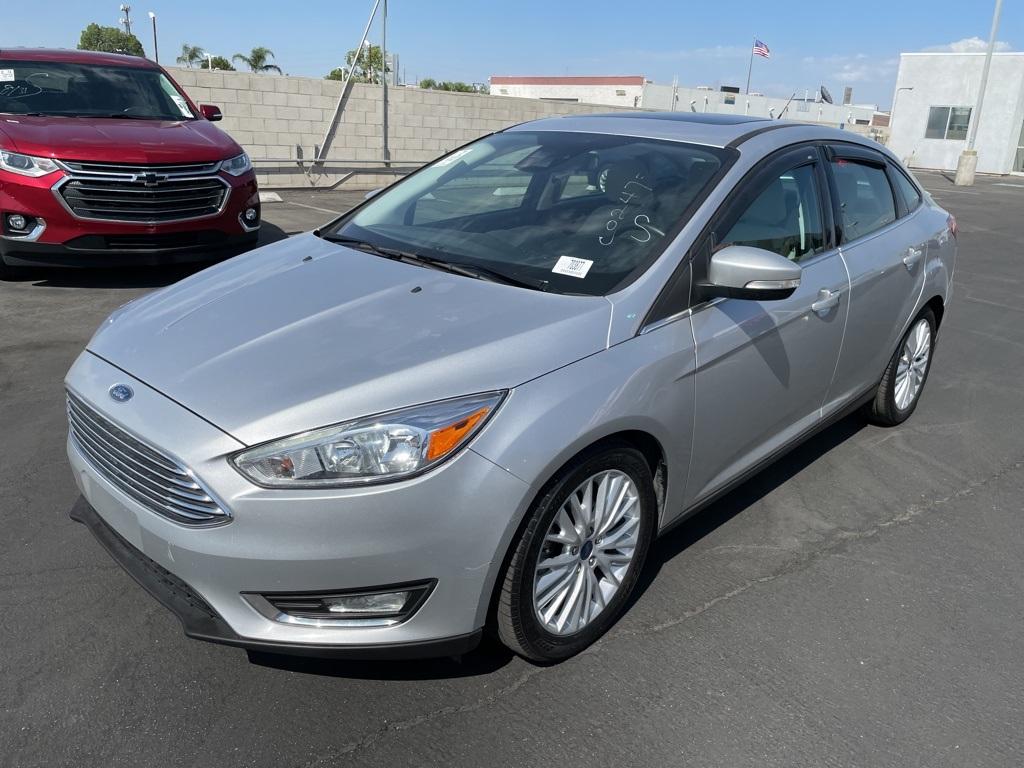 Used 2018 Ford Focus Titanium in Bakersfield, CA
