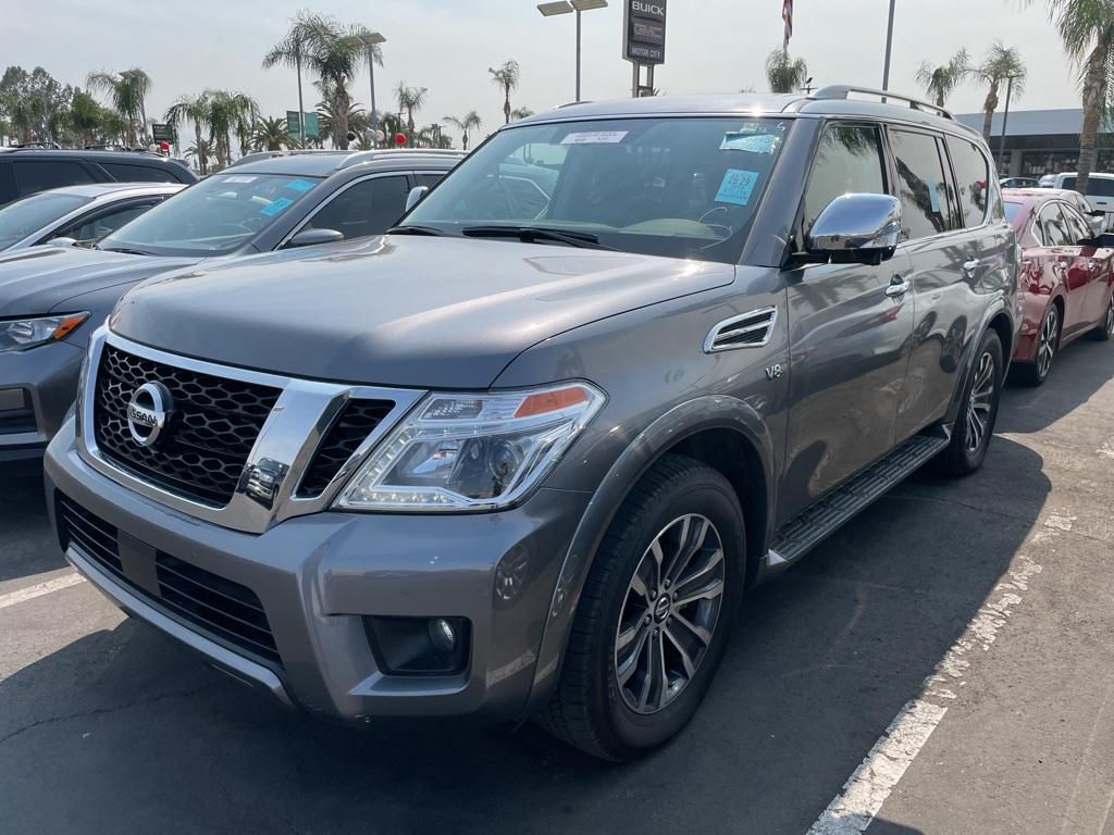 Used 2019 Nissan Armada SL in Bakersfield, CA