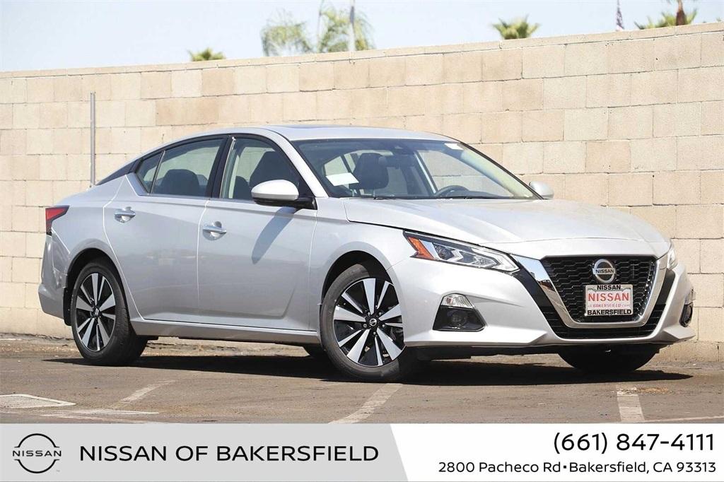 New 2021 Nissan Altima 2.5 SL in Bakersfield, CA