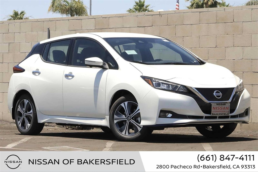 New 2021 Nissan Leaf SL Plus in Bakersfield, CA