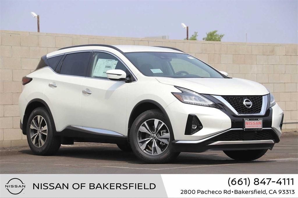 New 2021 Nissan Murano SV in Bakersfield, CA