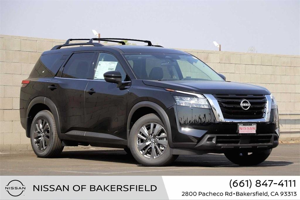 New 2022 Nissan Pathfinder SV in Bakersfield, CA