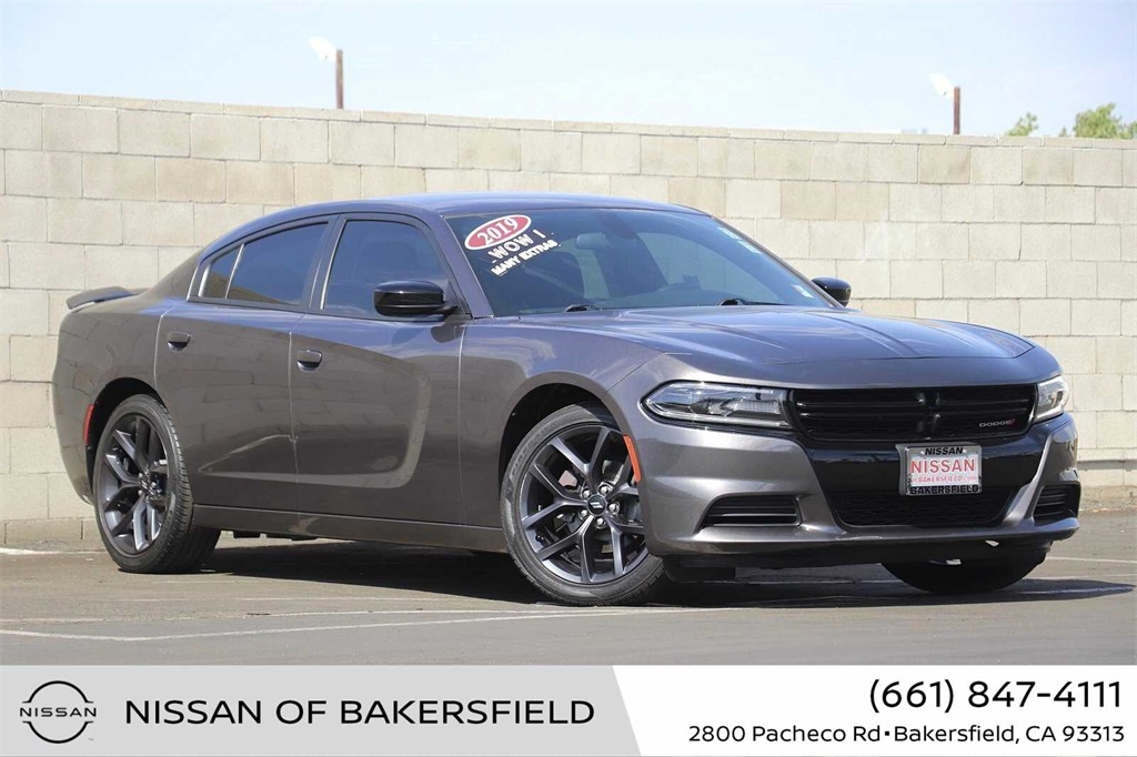 Used 2019 Dodge Charger SXT in Bakersfield, CA