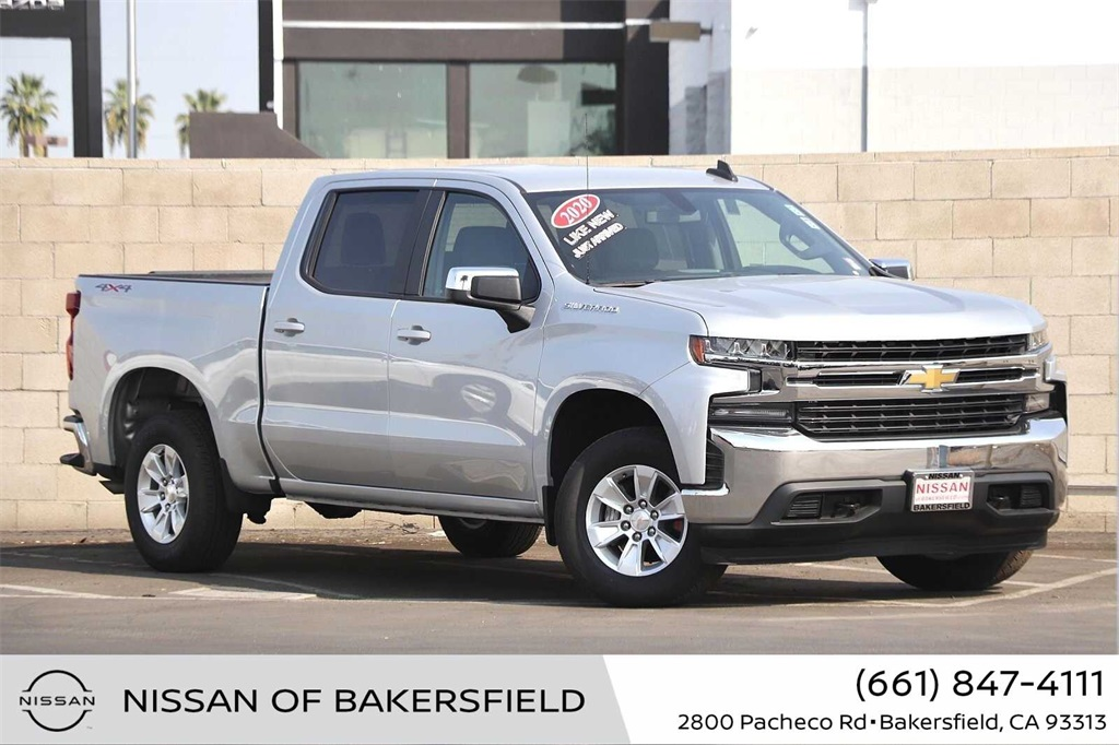 Used 2020 Chevrolet Silverado 1500 LT in Bakersfield, CA