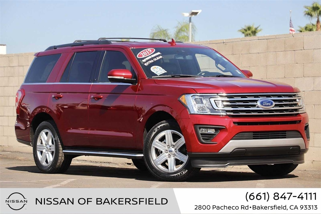 Used 2019 Ford Expedition XLT in Bakersfield, CA