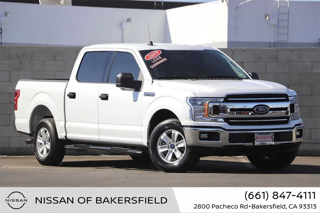 Used 2019 Ford F-150 XLT in Bakersfield, CA