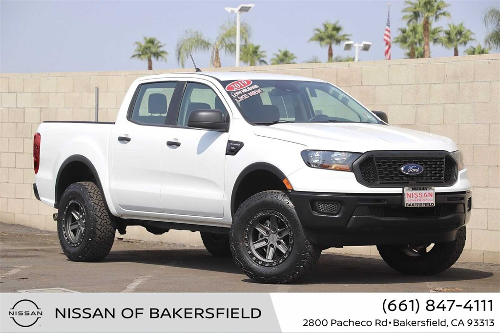 Used 2019 Ford Ranger XL in Bakersfield, CA