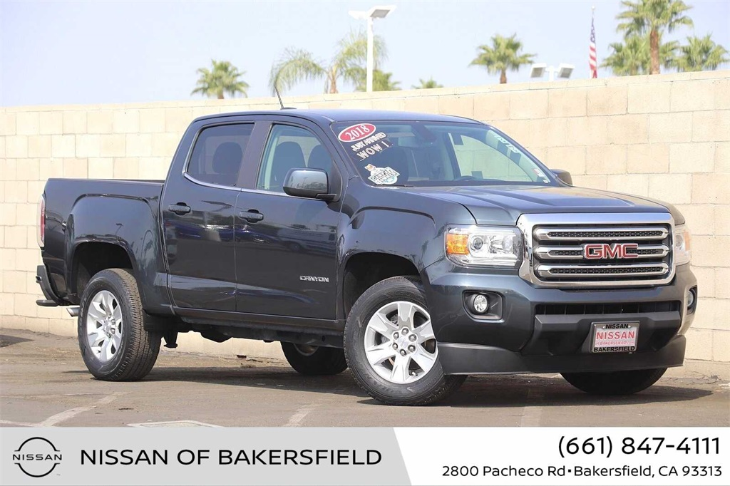 Used 2018 GMC Canyon SLE1 in Bakersfield, CA