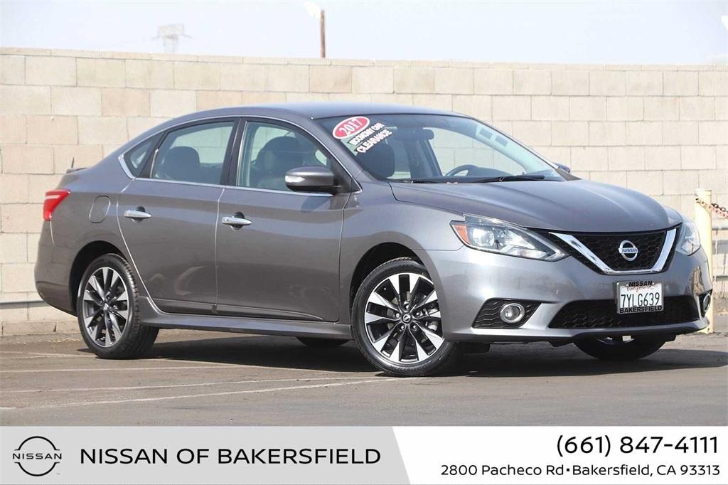 Used 2017 Nissan Sentra SR in Bakersfield, CA