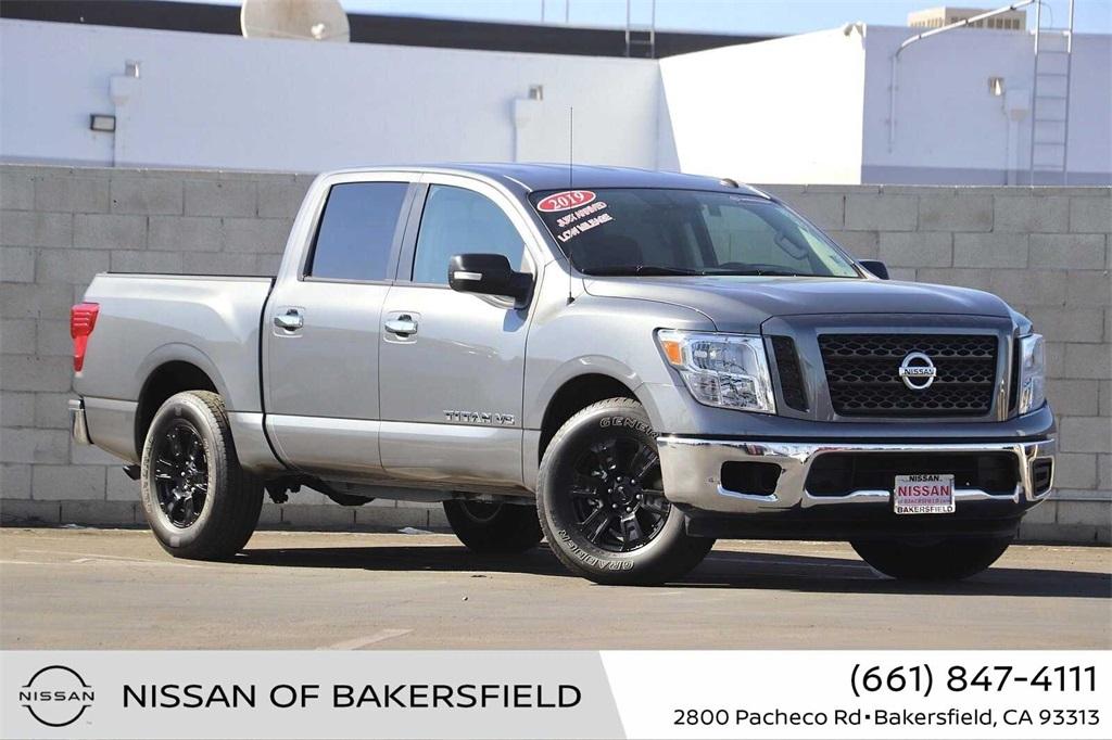 Used 2019 Nissan Titan SV in Bakersfield, CA