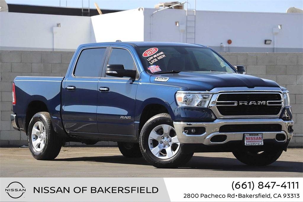 Used 2020 Ram 1500 Big Horn/Lone Star in Bakersfield, CA