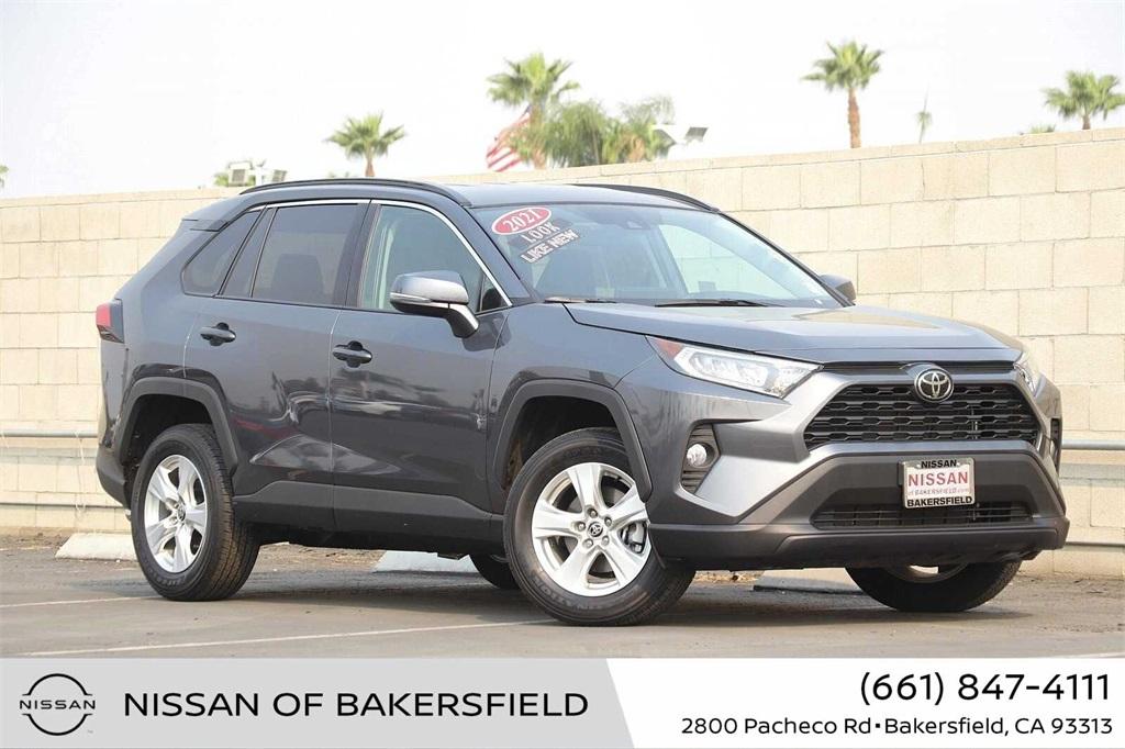 Used 2021 Toyota RAV4 XLE in Bakersfield, CA