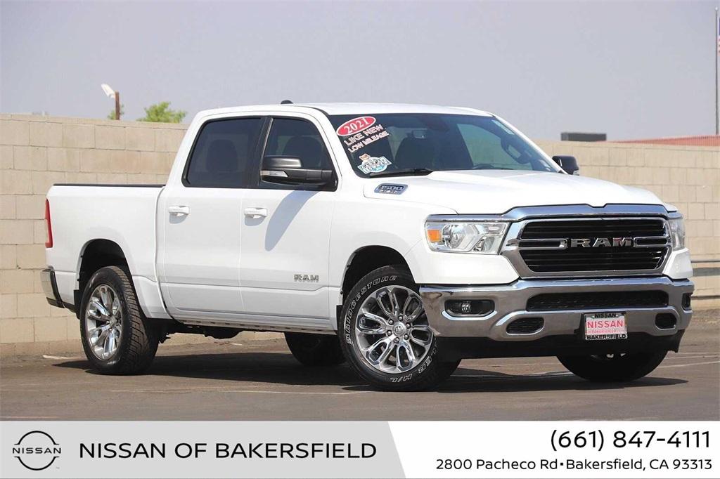 Used 2021 Ram 1500 Big Horn/Lone Star in Bakersfield, CA