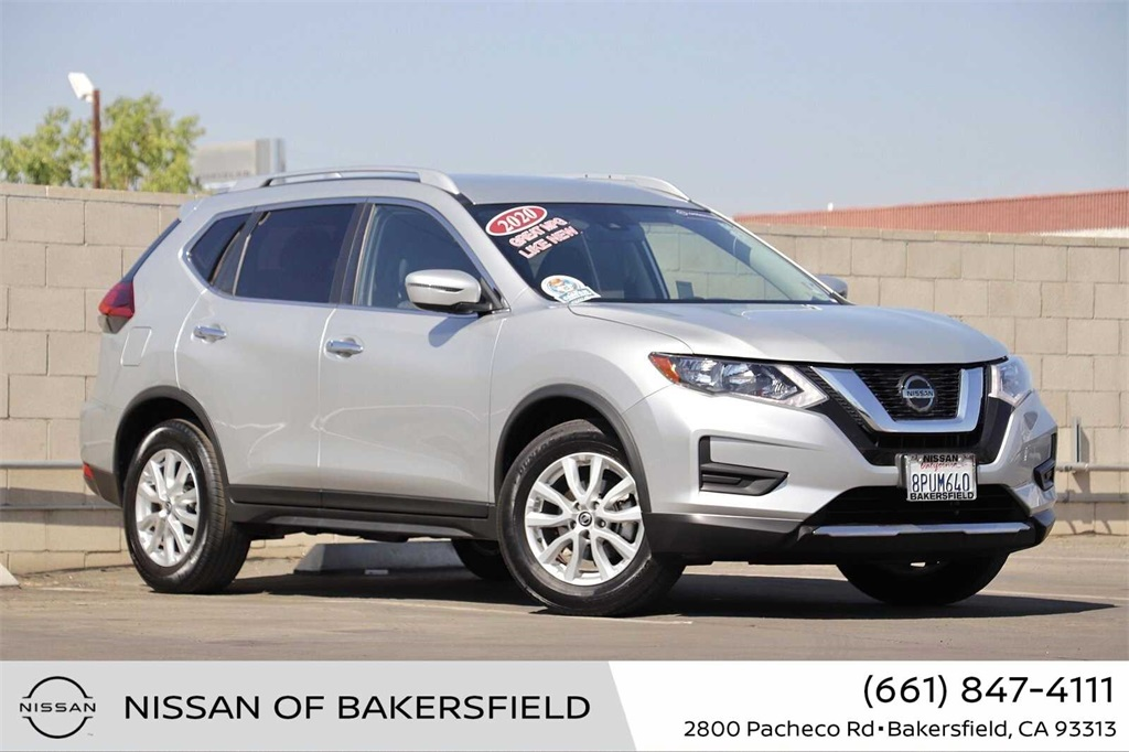 Used 2020 Nissan Rogue SV in Bakersfield, CA