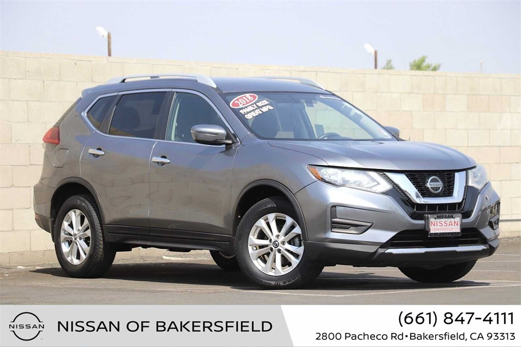 Used 2018 Nissan Rogue S in Bakersfield, CA