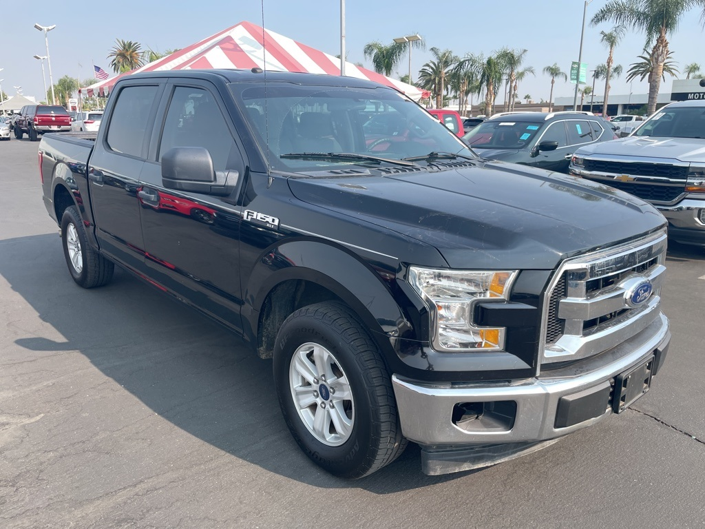 Used 2017 Ford F-150 XLT in Bakersfield, CA