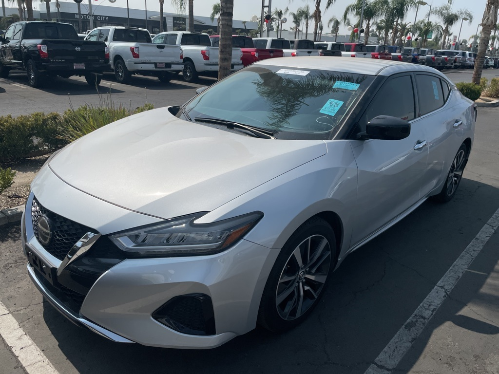 Used 2019 Nissan Maxima 3.5 S in Bakersfield, CA