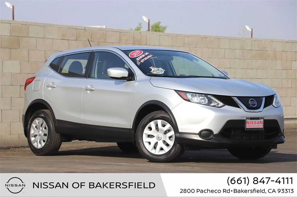 Used 2019 Nissan Rogue Sport S in Bakersfield, CA