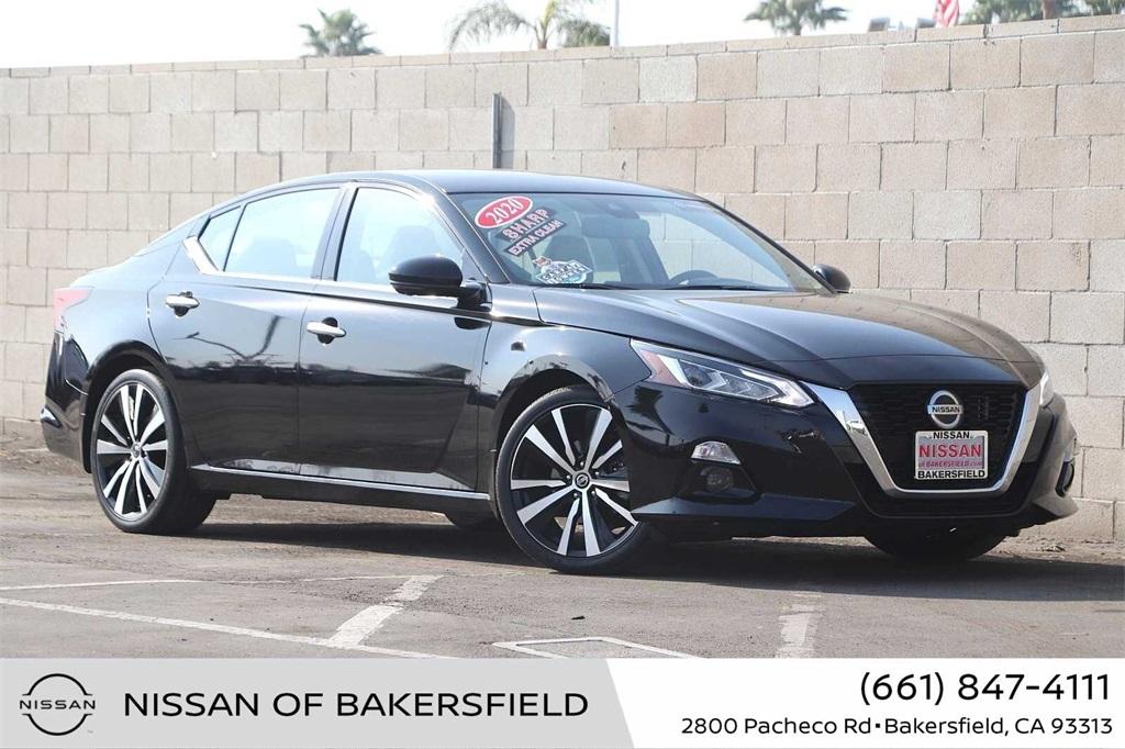 Used 2020 Nissan Altima 2.5 Platinum in Bakersfield, CA