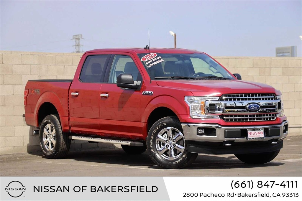 Used 2020 Ford F-150 XLT in Bakersfield, CA