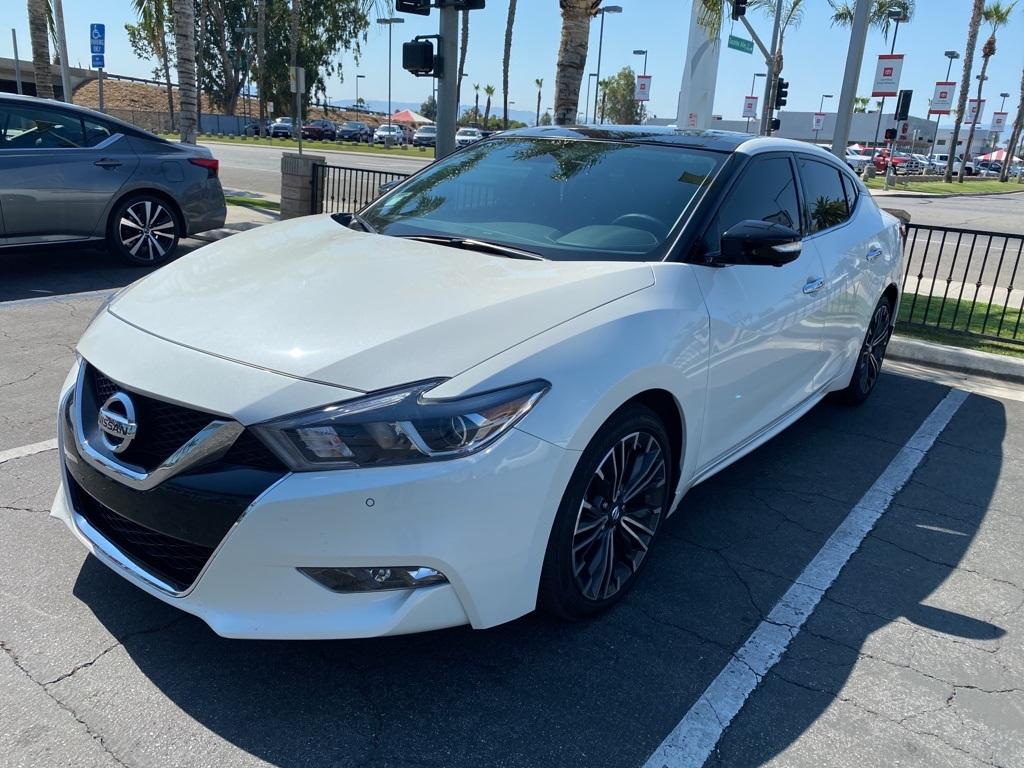 Used 2018 Nissan Maxima Platinum in Bakersfield, CA