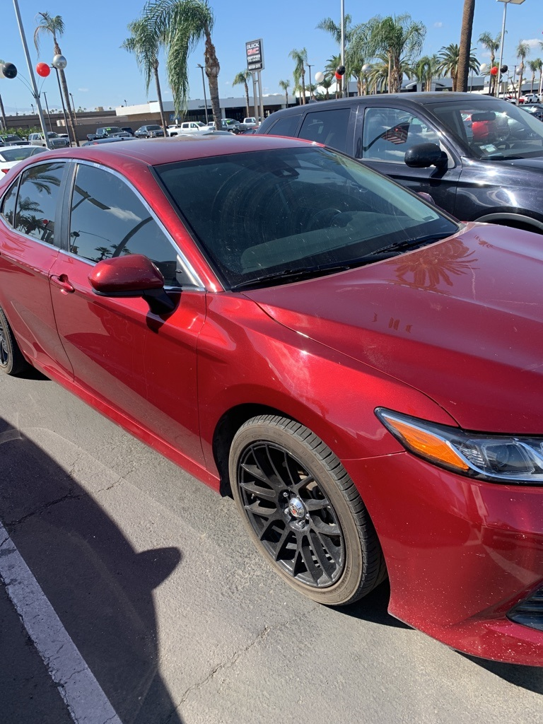 Used 2019 Toyota Camry LE in Bakersfield, CA