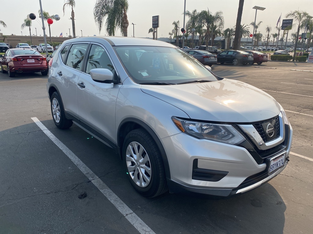 Used 2017 Nissan Rogue S in Bakersfield, CA