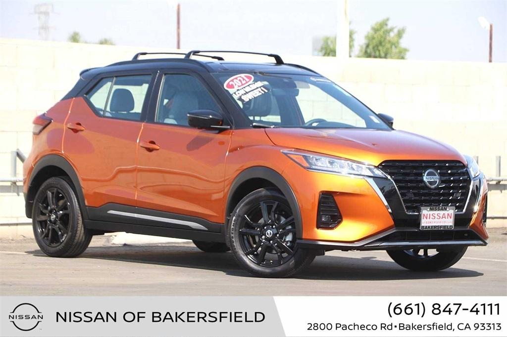 Used 2021 Nissan Kicks SR in Bakersfield, CA