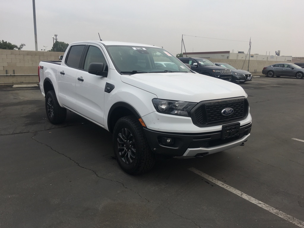 Used 2020 Ford Ranger XLT in Bakersfield, CA