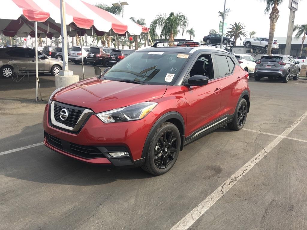 Used 2020 Nissan Kicks SR in Bakersfield, CA