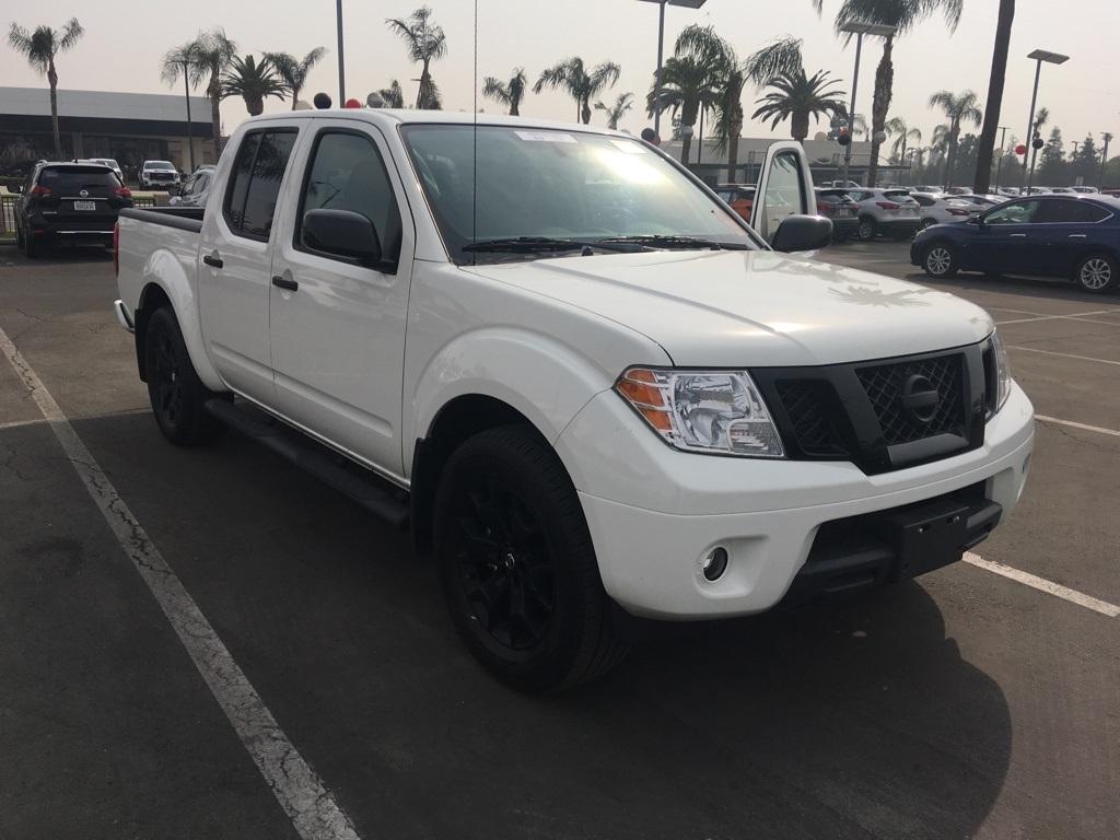 Used 2021 Nissan Frontier SV in Bakersfield, CA