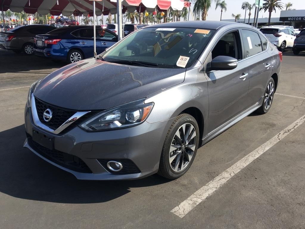 Used 2019 Nissan Sentra SR in Bakersfield, CA