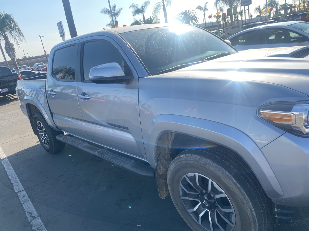 Used 2020 Toyota Tacoma TRD Sport in Bakersfield, CA