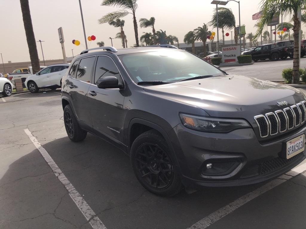 Used 2019 Jeep Cherokee Latitude Plus in Bakersfield, CA
