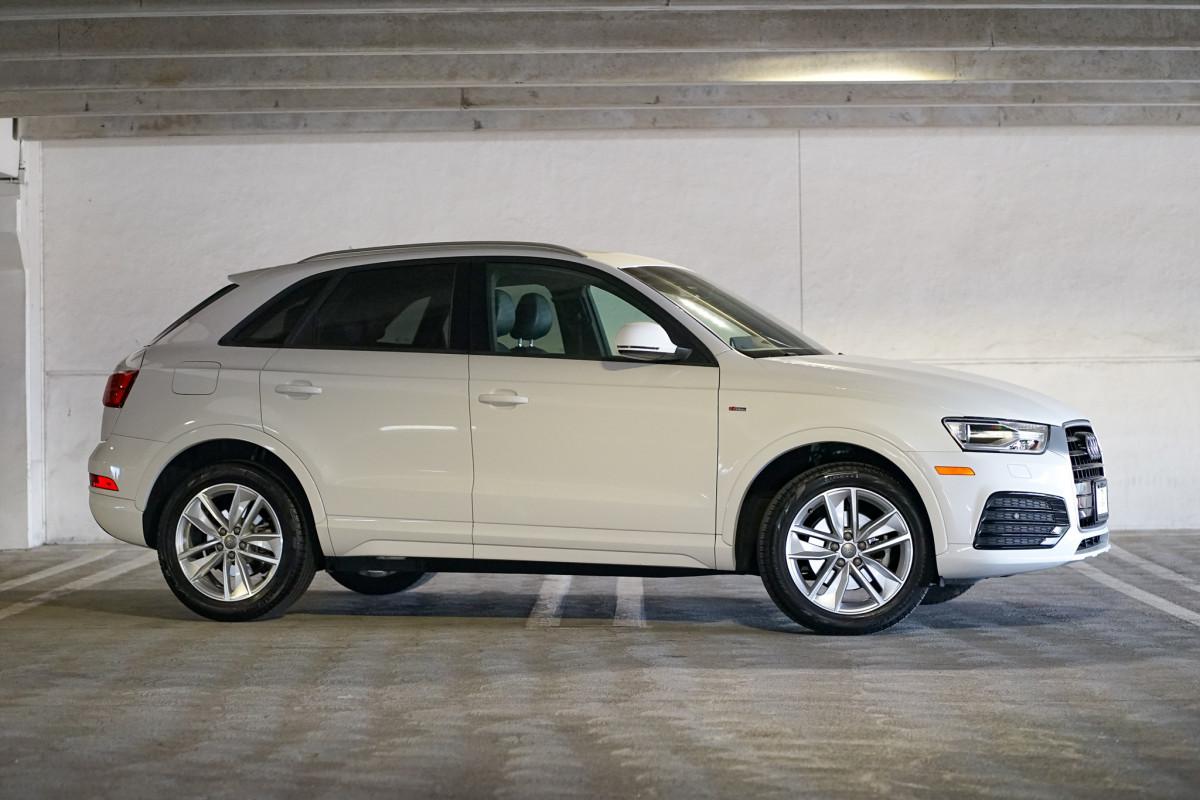 Used 2018 Audi Q3 Premium in Sherman Oaks, CA