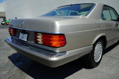 Used 1989 Mercedes-Benz 560 SEC in Sherman Oaks, CA
