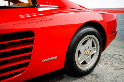 Used 1989 Ferrari Testarossa  in Sherman Oaks, CA