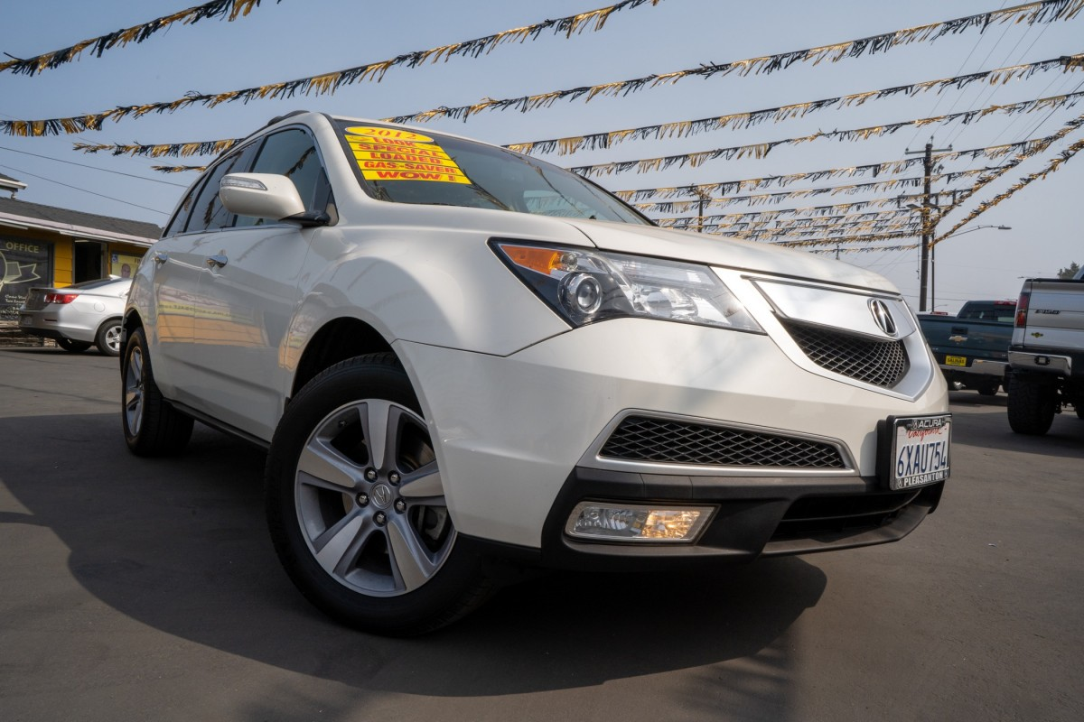 Used 2012 ACURA MDX Technology  in Gilroy, CA