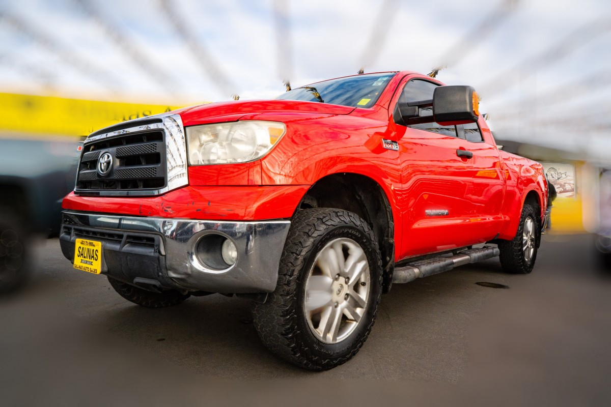 Used 2012 TOYOTA TUNDRA SR5 Double Cab  in Gilroy, CA