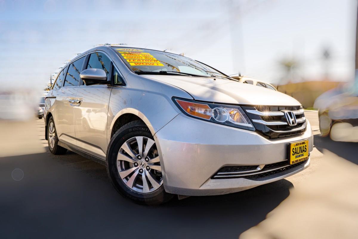 Used 2015 HONDA Odyssey EX-L  in Gilroy, CA
