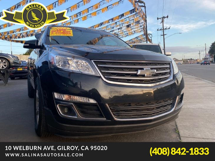 2015 Chevrolet Traverse LT in Gilroy, CA